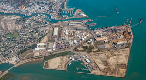 Bryce Jones Leads 30-Year Master Rail Planning for a Port Terminal