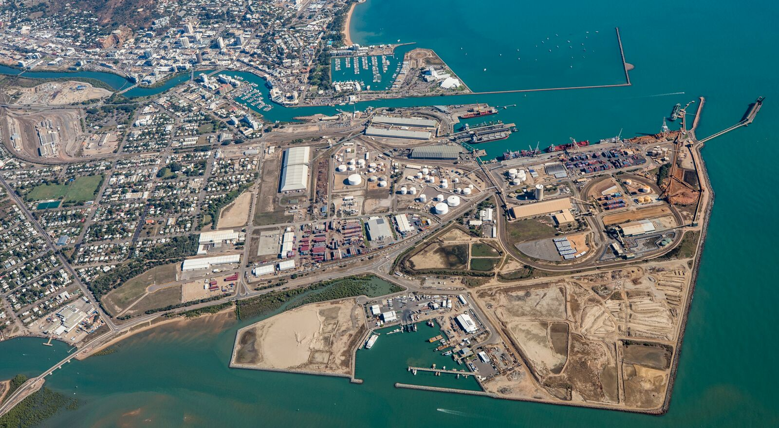 Port of Townsville Master Rail Planning